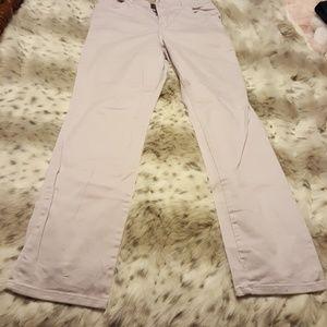 Light purple Gloria Vanderbilt jeans